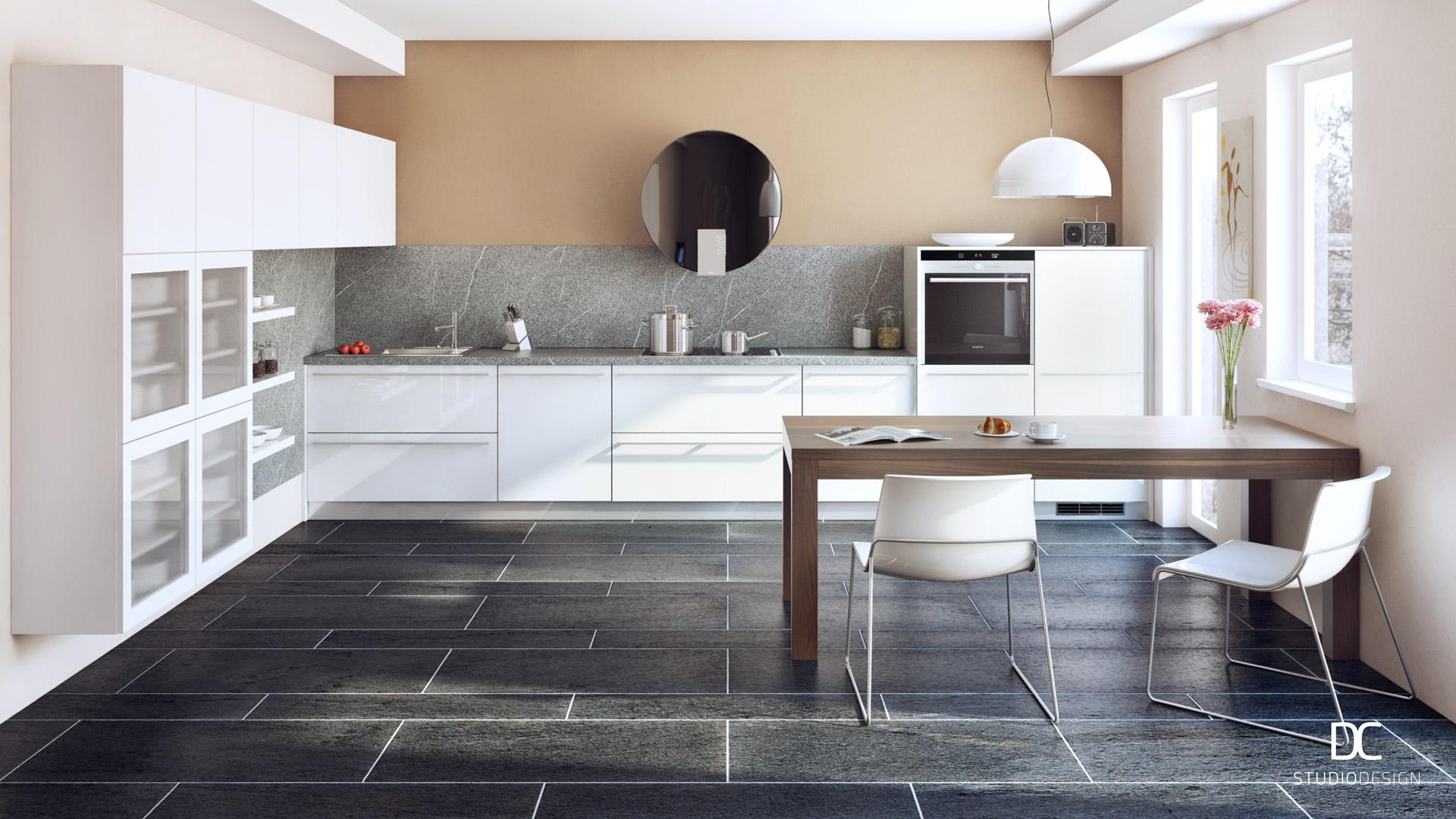 kitchen visualization i dc studio design. Black Bedroom Furniture Sets. Home Design Ideas